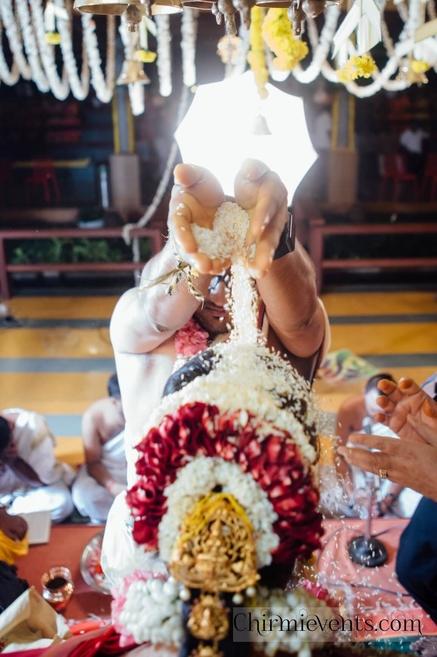 Chirmi Weddings marriage function